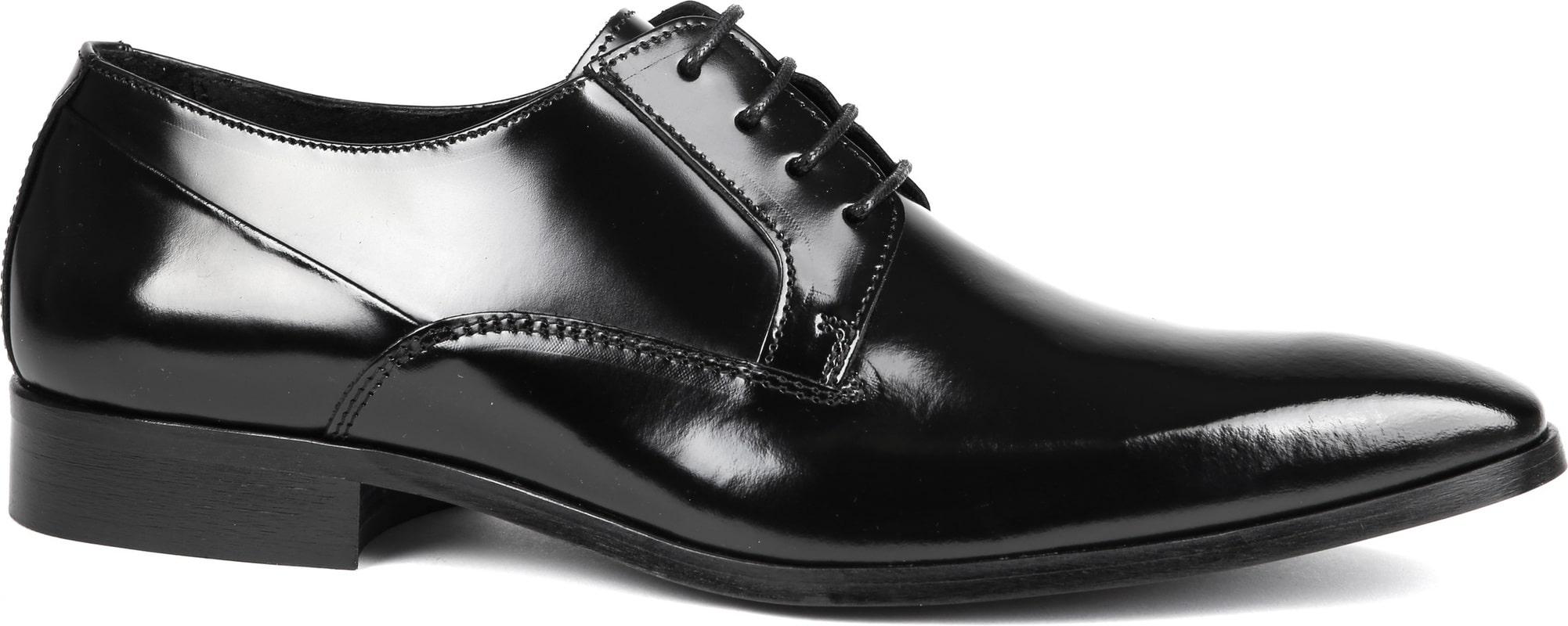 Suitable Black Lacquer Shoes photo 0