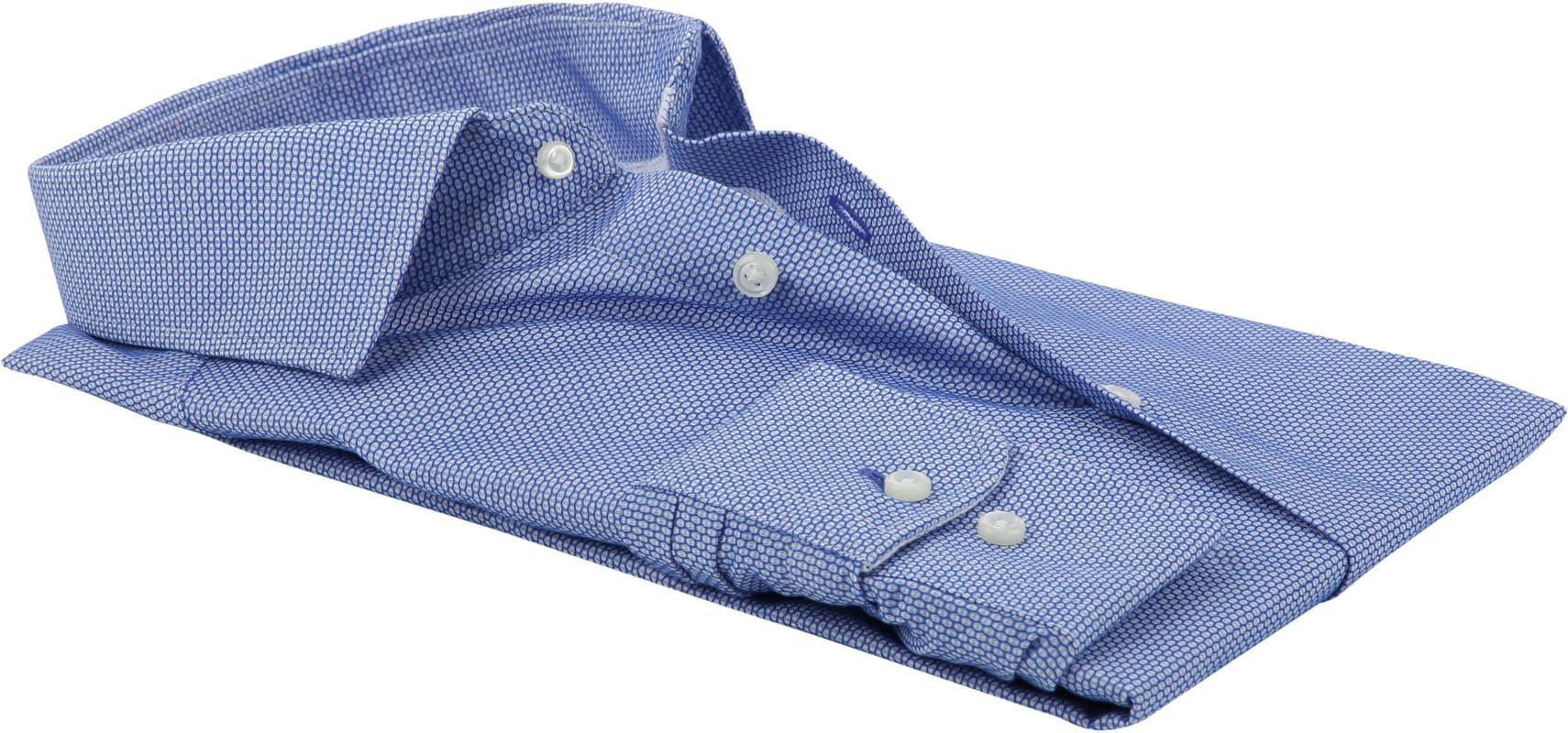 Suitable Blauw Overhemd foto 3