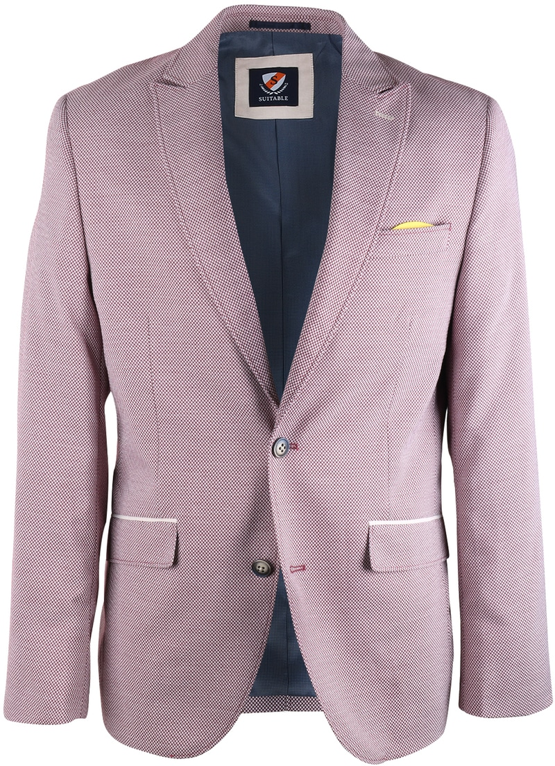 Suitable Blazer Braga Rot Foto 0