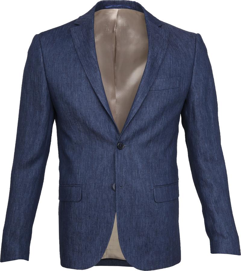 Suitable Blazer Gialou Blau Foto 0