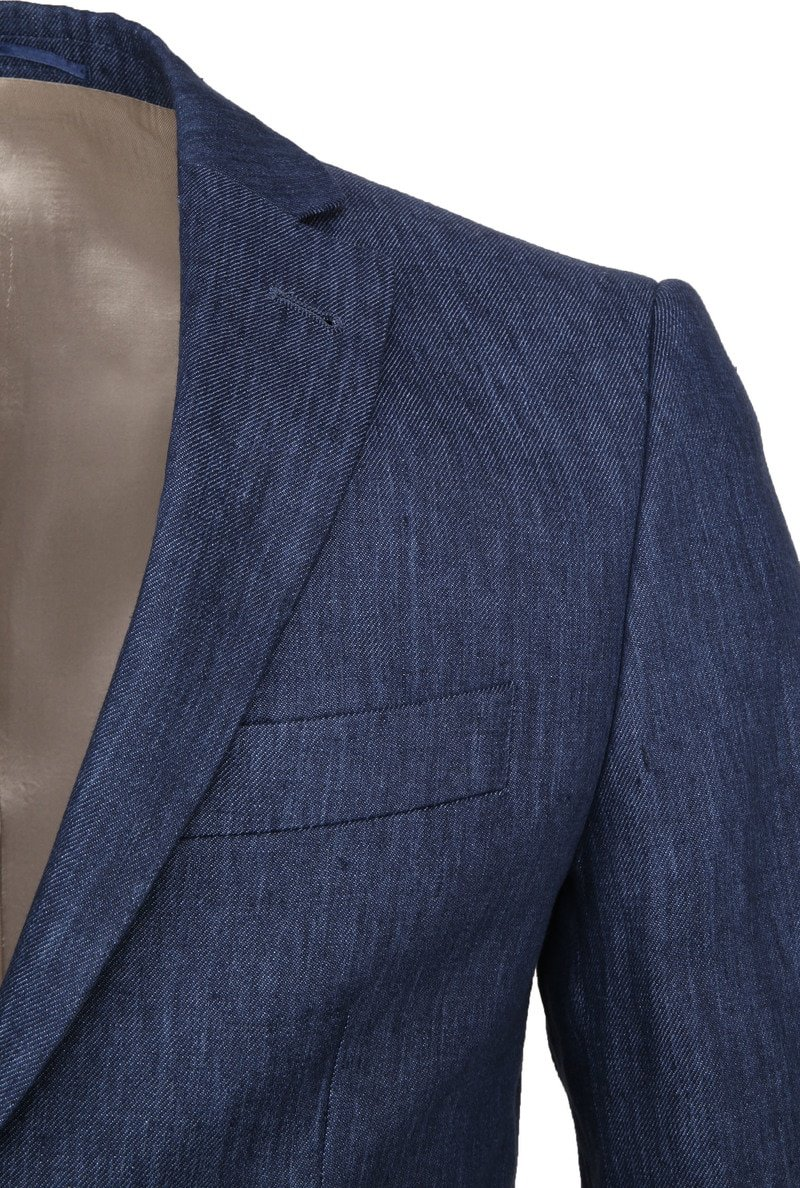 Suitable Blazer Gialou Blue photo 2