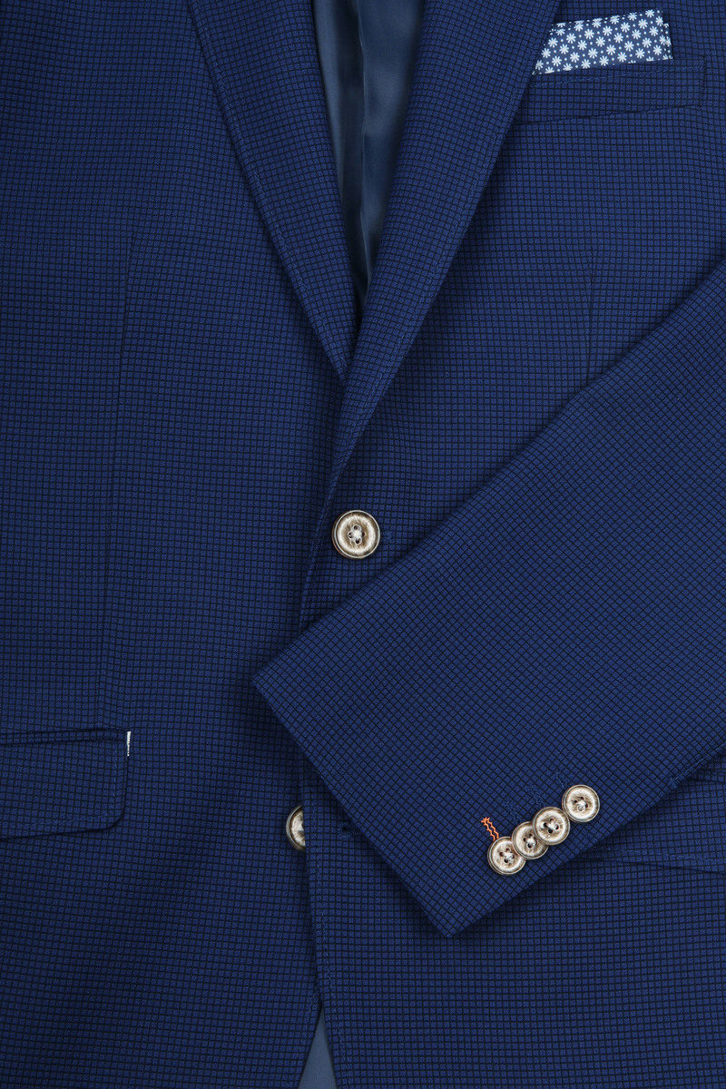 Suitable Blazer Kastri Blauw foto 3