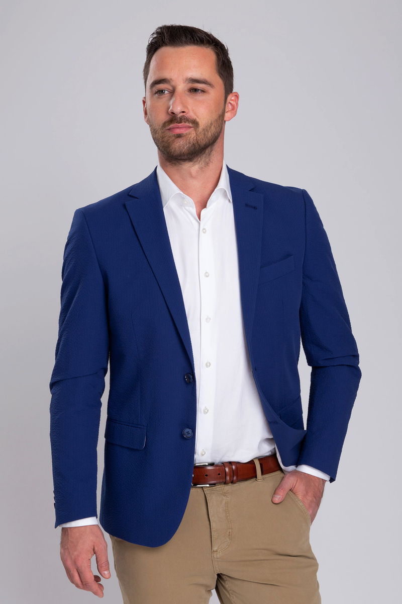 Suitable Blazer Logga Blue photo 5
