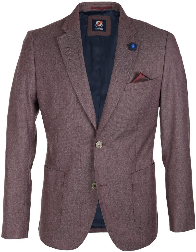 Suitable Blazer Moritz Bordeaux  online bestellen | Suitable