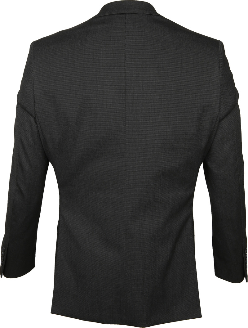 Suitable Blazer Phoenix Antraciet - Antraciet maat 46