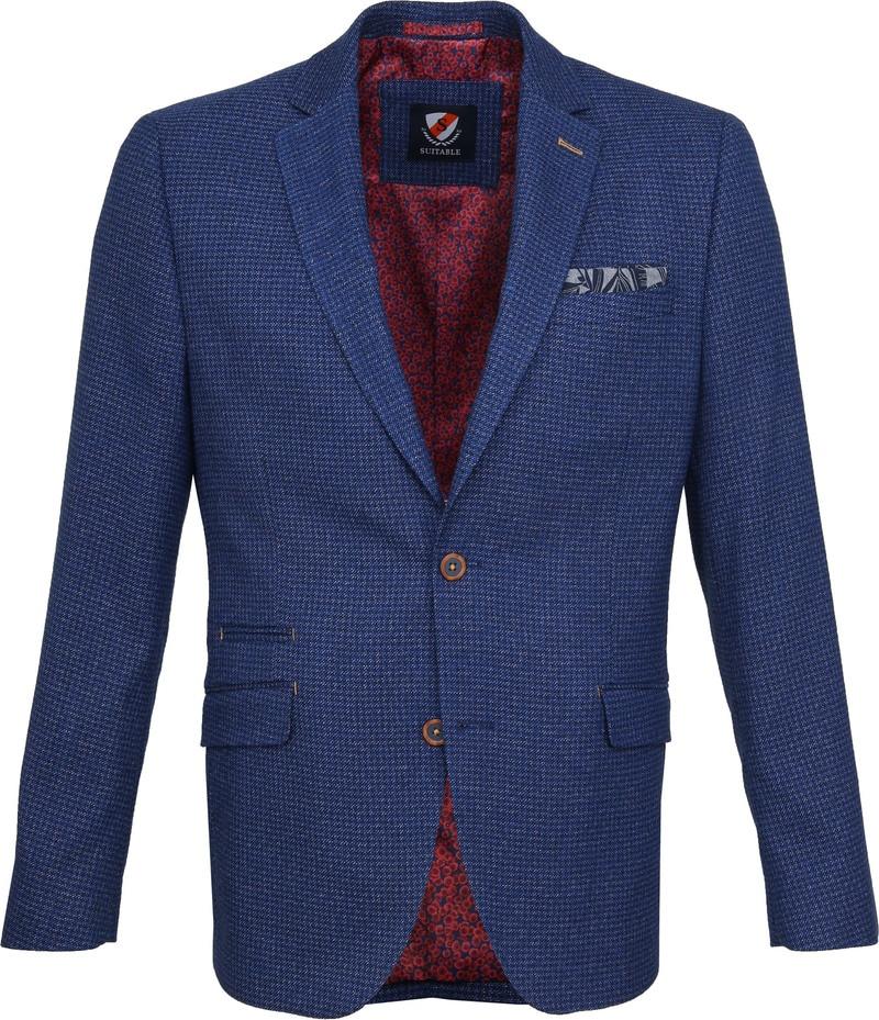 Suitable Blazer Samso Blue photo 0