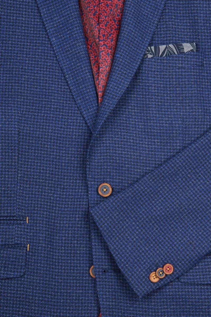 Suitable Blazer Samso Blue photo 2