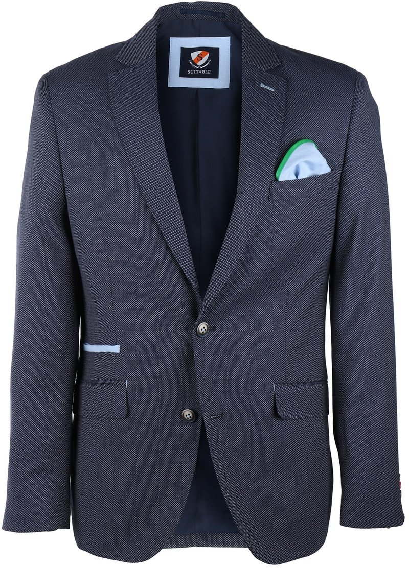 Suitable Blazer Vagos Donkerblauw  online bestellen | Suitable