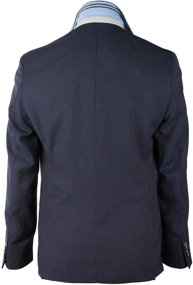 Detail Suitable Blazer Vagos Donkerblauw