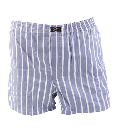 Suitable Boxershort Blauw wit gestreept  online bestellen | Suitable