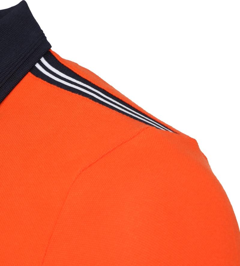 Suitable Branson Poloshirt Stretch Orange Foto 3
