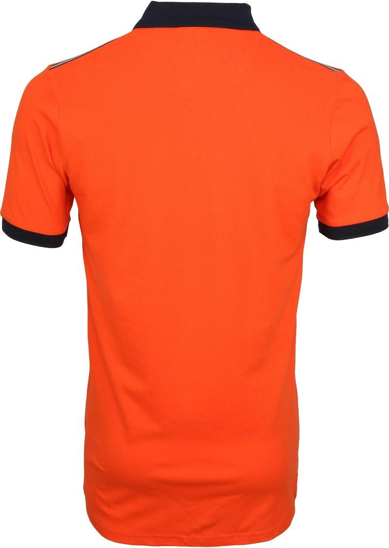 Suitable Branson Poloshirt Stretch Orange Foto 4