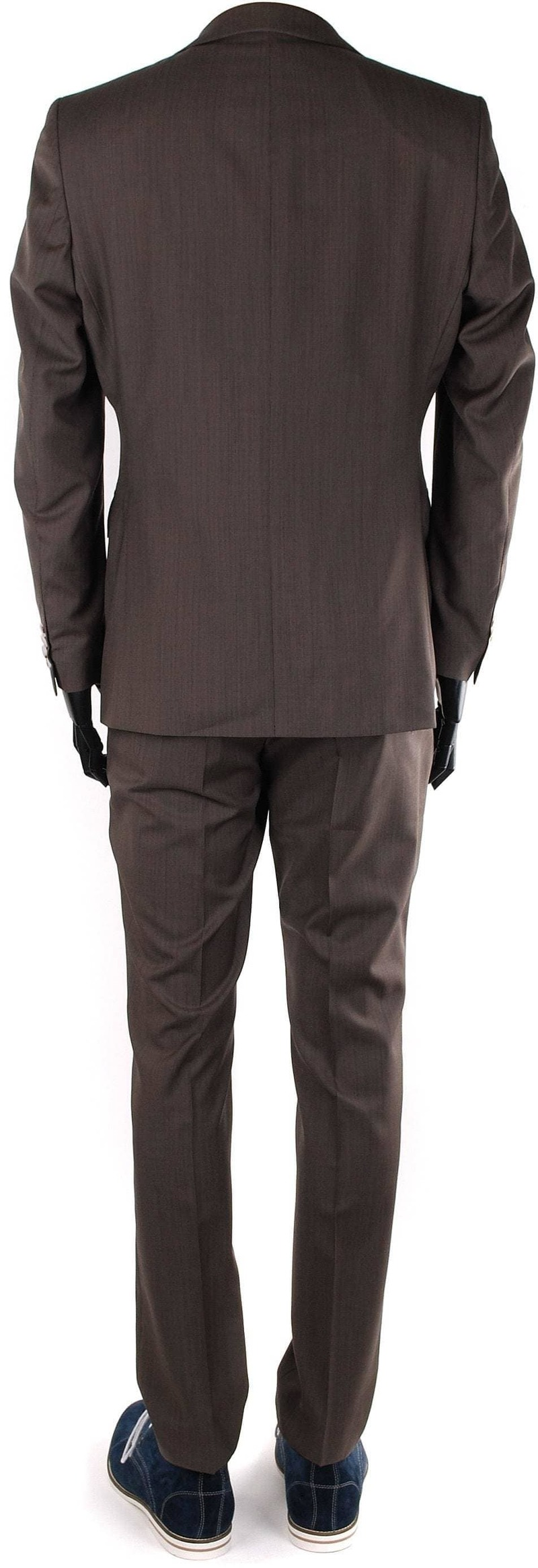 Suitable Braun Anzug Deveania Foto 1