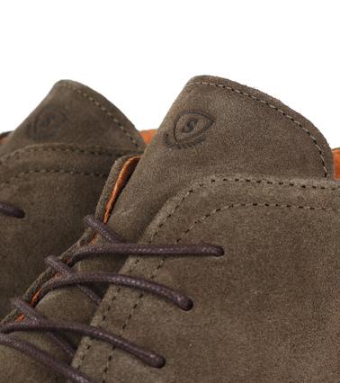 Suitable Brogue Boots Groen foto 1