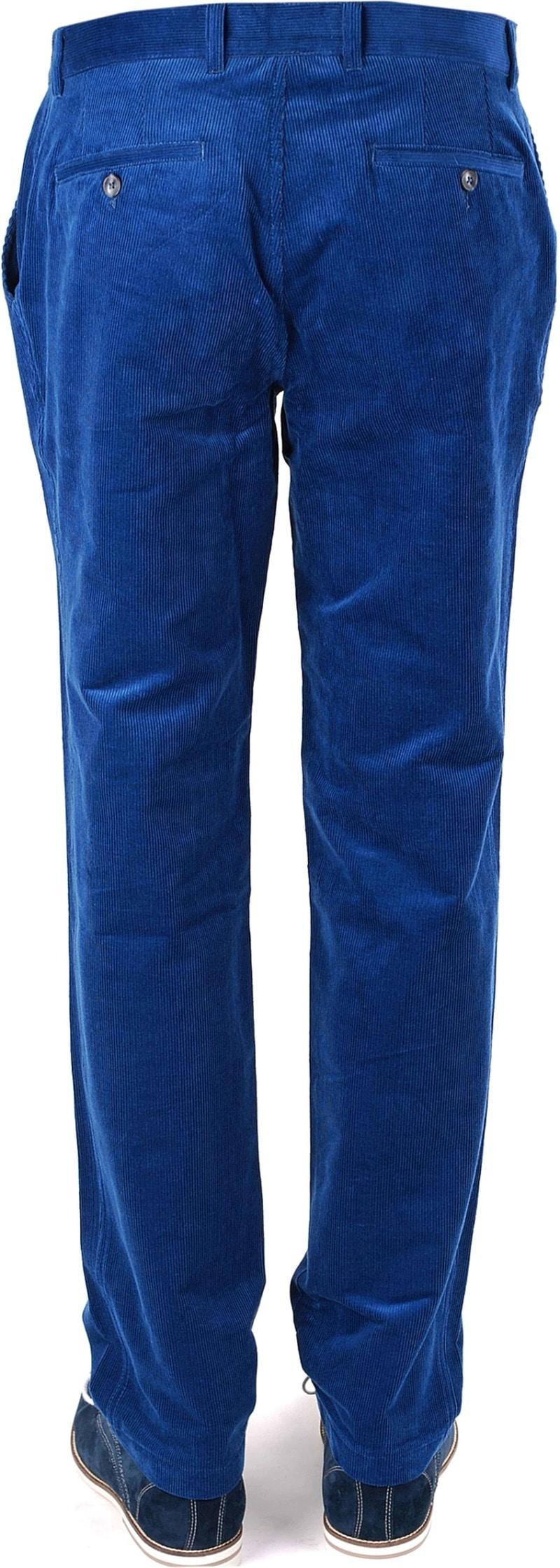 Suitable Chino Cord Royal Blau