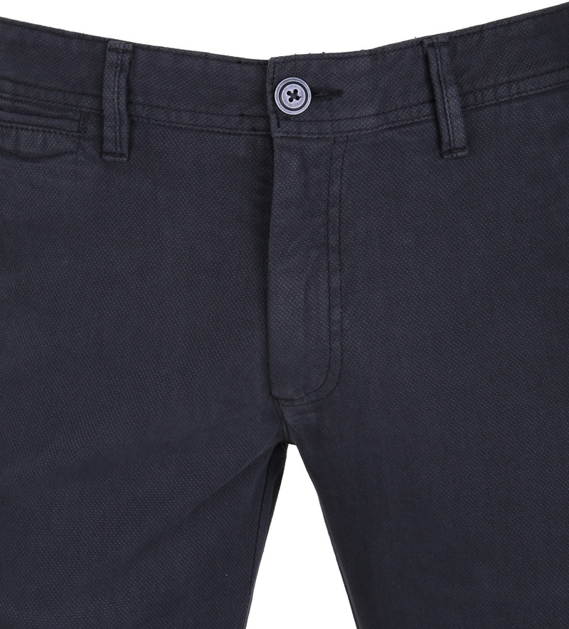 Suitable Chino Oakville Dessin Navy foto 1