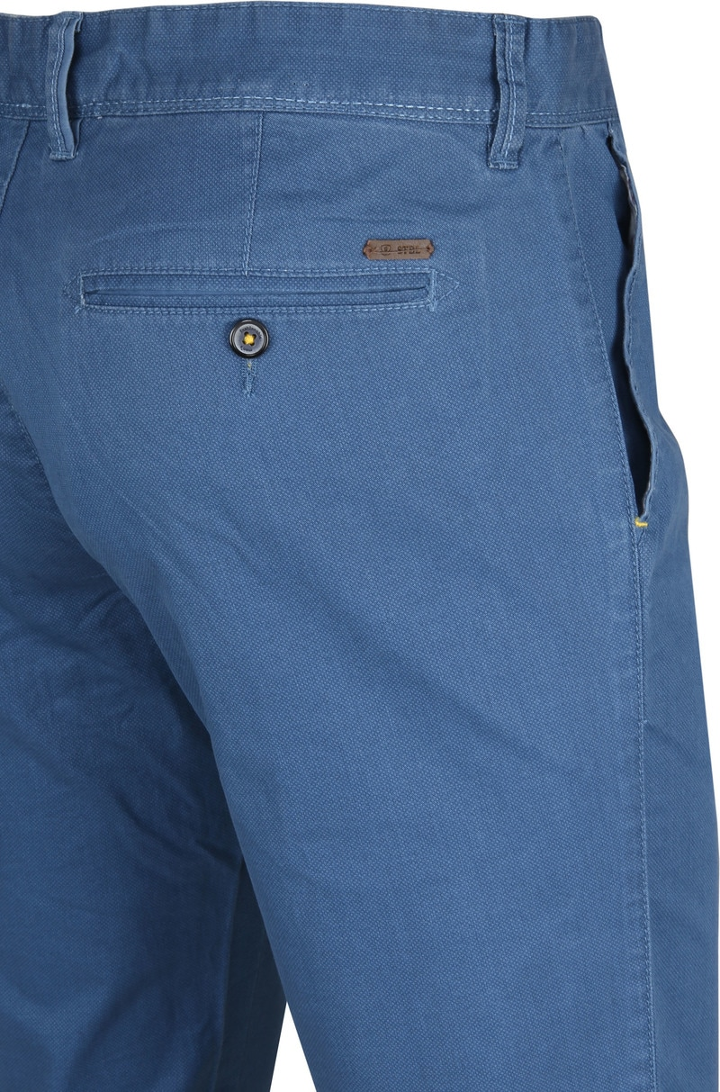 Suitable Chino Sartre Blue photo 2