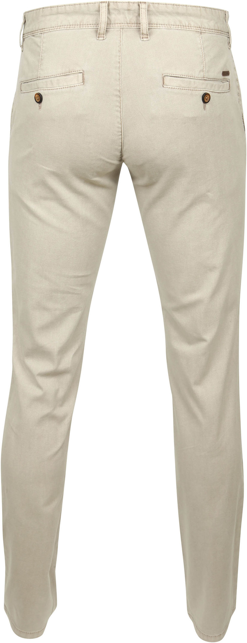 Suitable Chino Sartre Oxford Sand