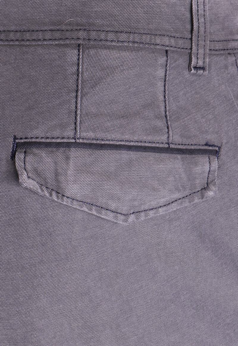 Suitable Chino Twill Grau