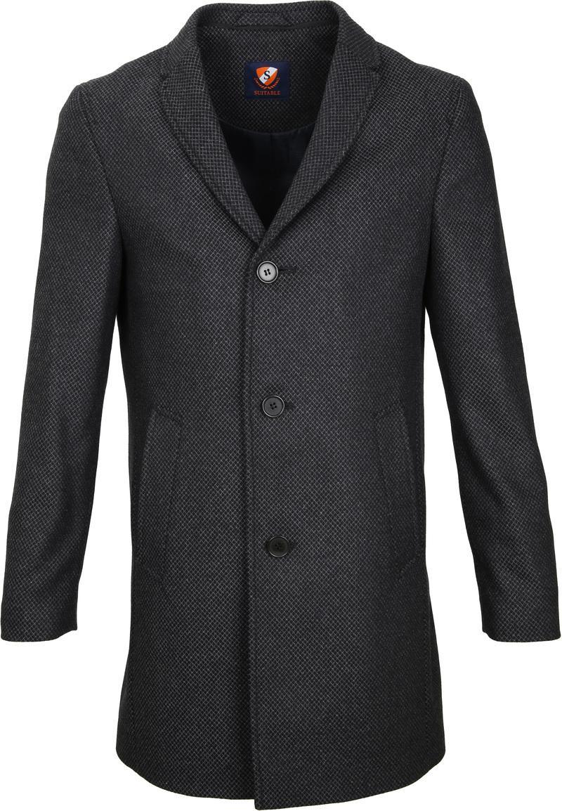 Suitable Coat Hans Diamond Grey foto 1