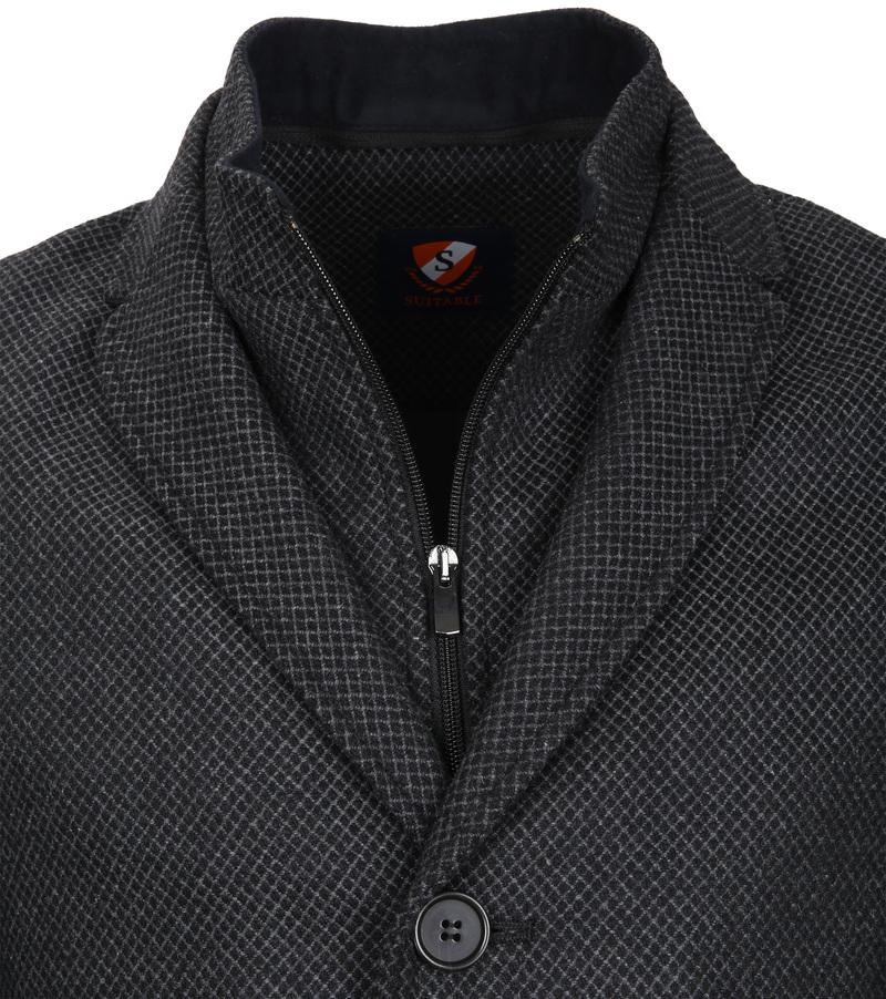 Suitable Coat Hans Diamond Grey foto 2