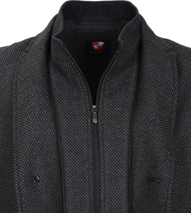 Suitable Coat Hans Diamond Grey foto 3