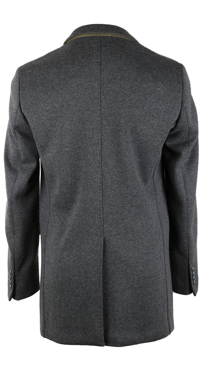 Suitable Coat Hendrik Antraciet foto 1