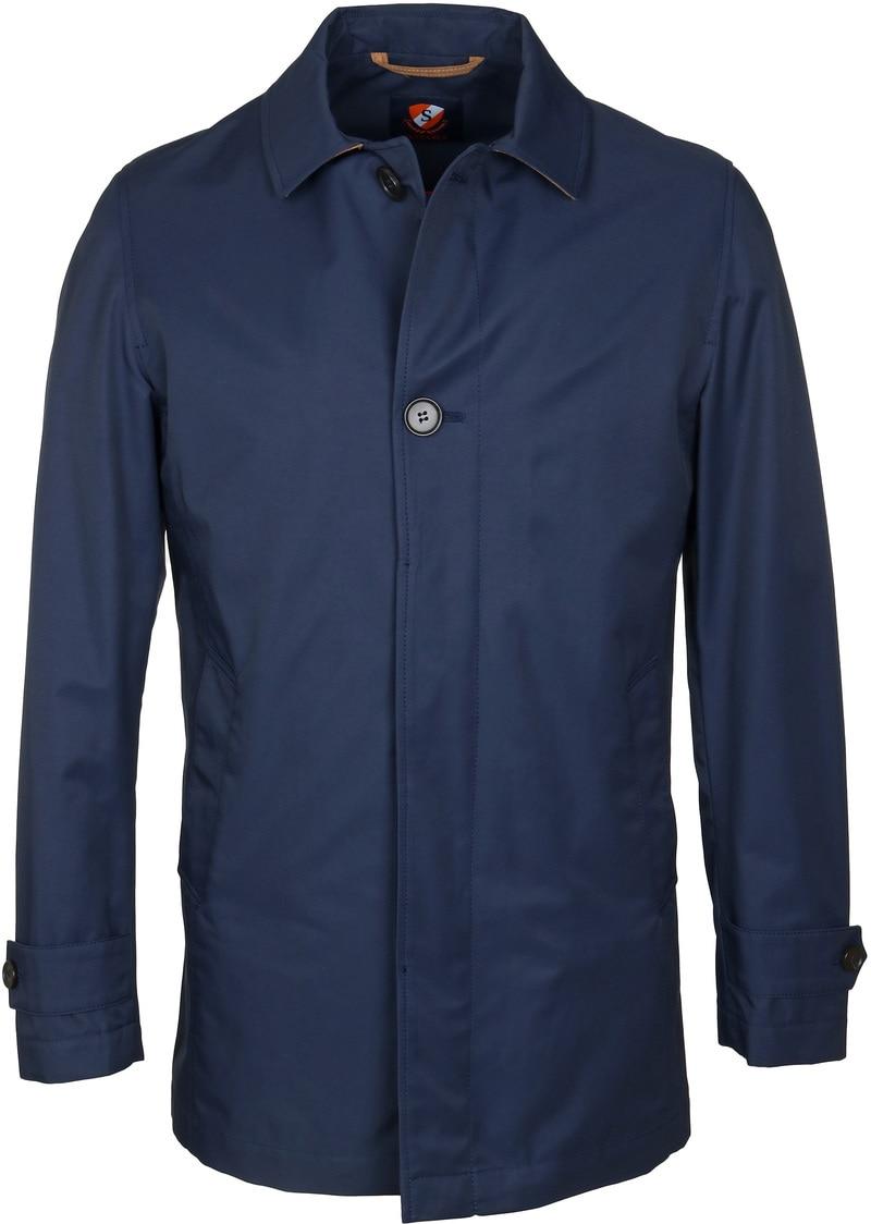 Suitable Coat Rosewood Navy foto 0