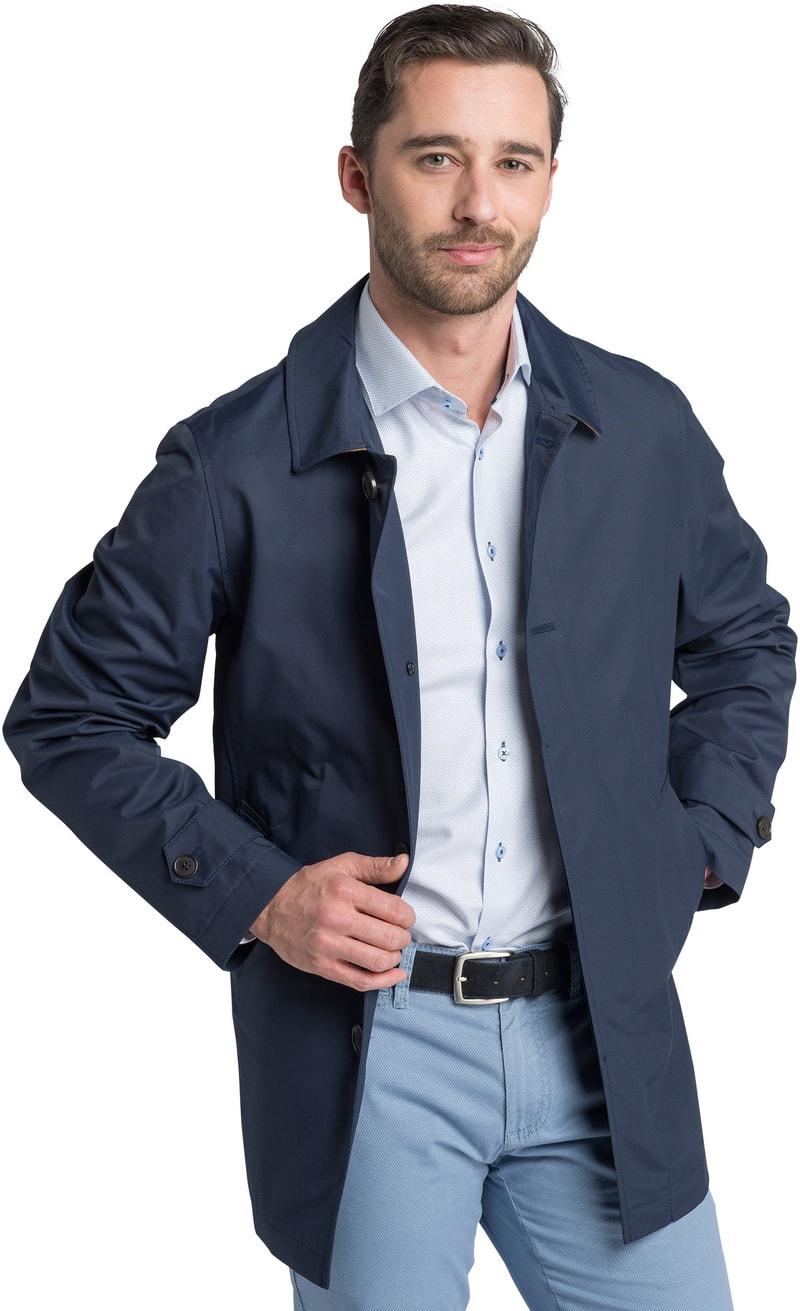 Suitable Coat Rosewood Navy foto 1