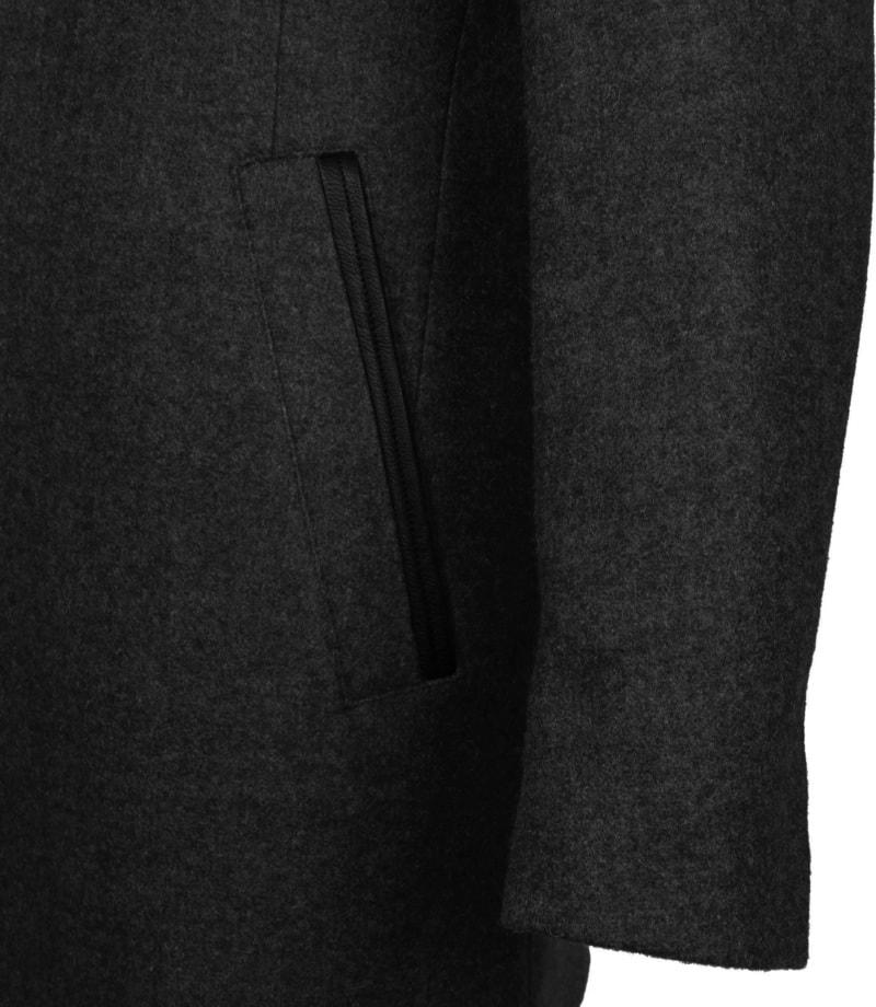 Suitable Coat Soest Antraciet foto 4