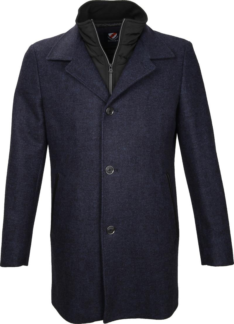 Suitable Coat Soest Indigo foto 0