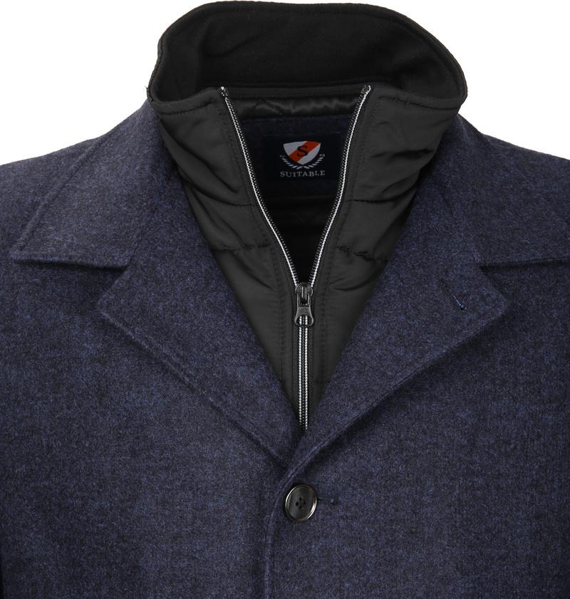 Suitable Coat Soest Indigo foto 1