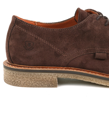 Suitable Derby Low Brown photo 2