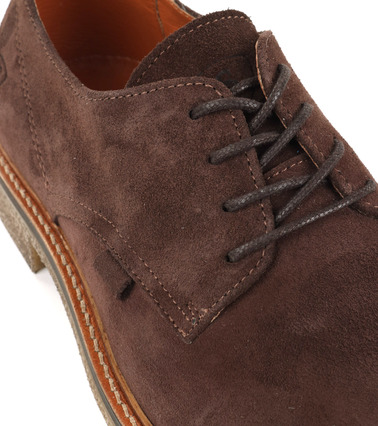 Suitable Derby Low Brown photo 1