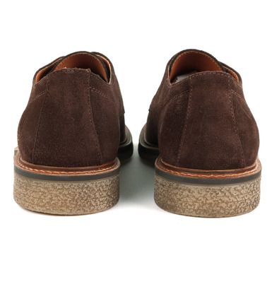 Suitable Derby Low Brown photo 3