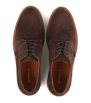 Suitable Derby Low Brown photo 4