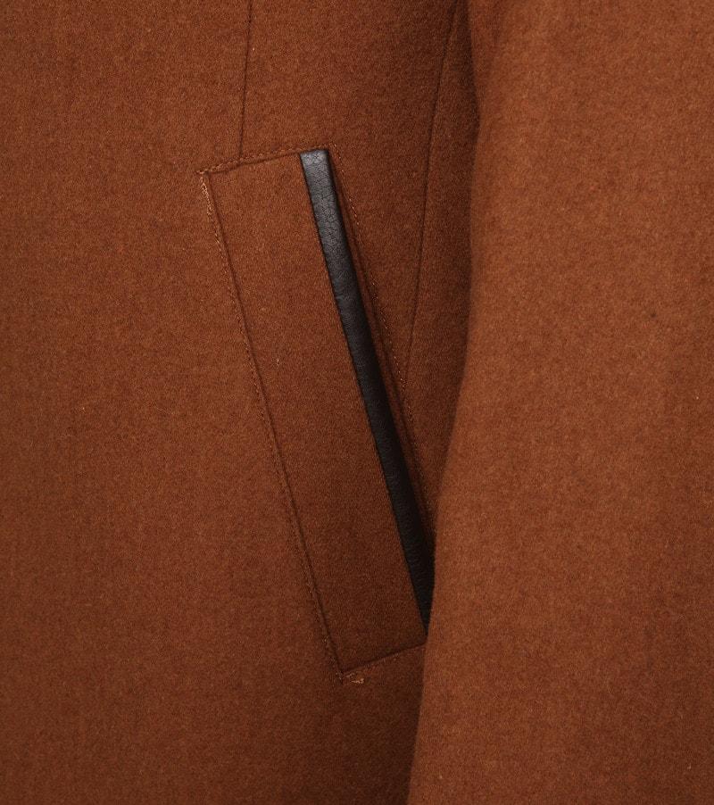 Suitable Geke Coat Karamel foto 3