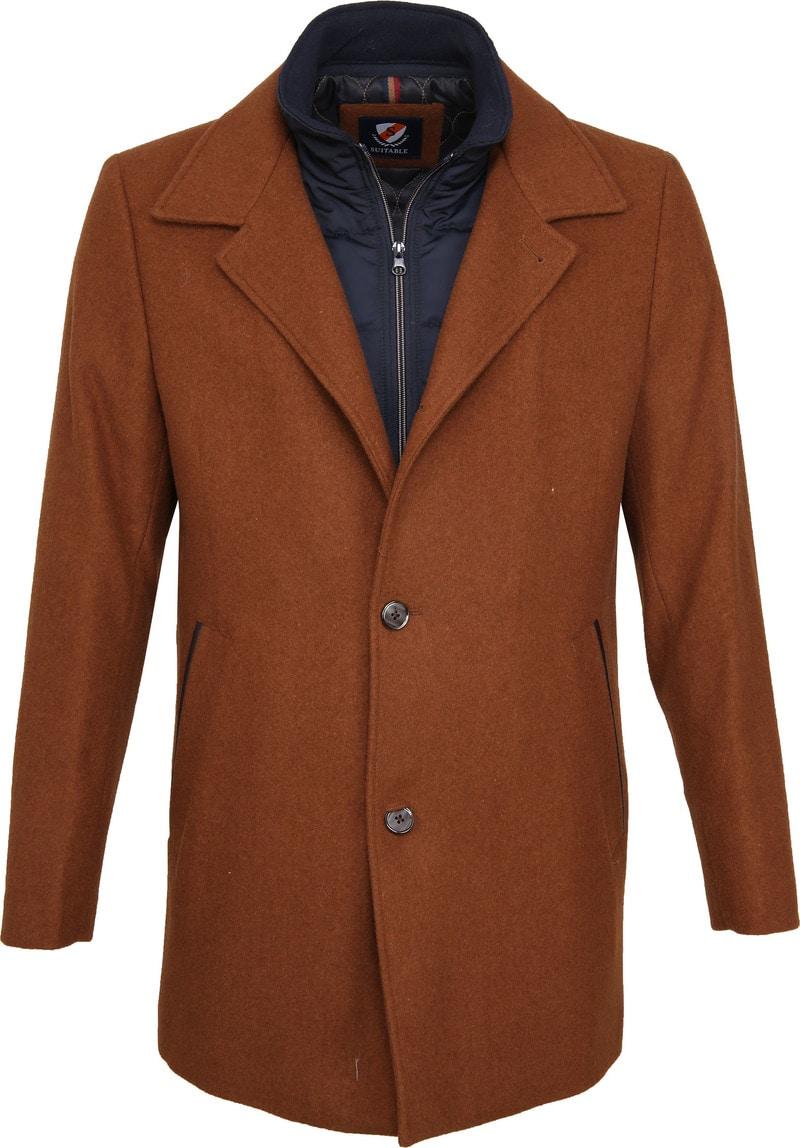 Suitable Geke Coat Karamell Foto 0