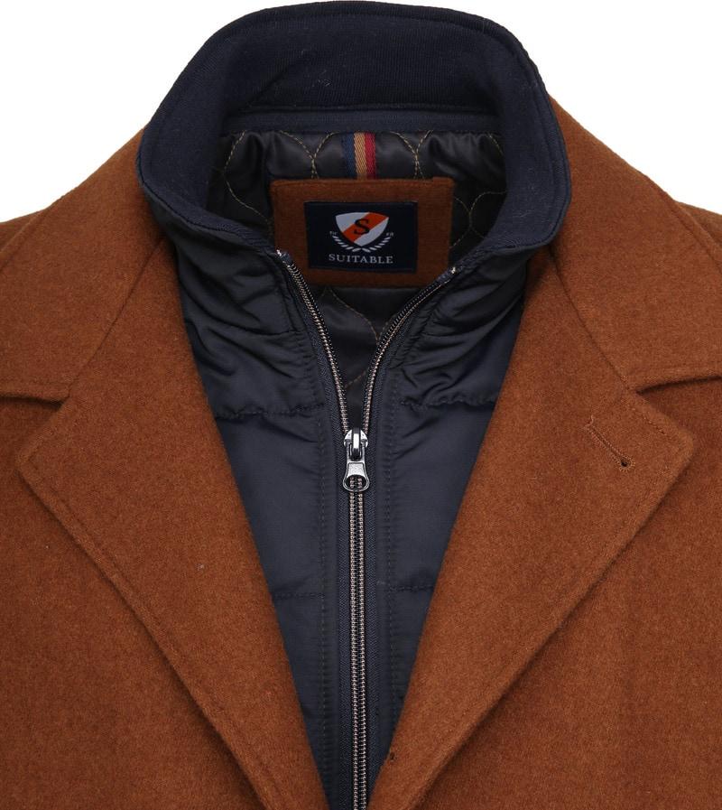 Suitable Geke Coat Karamell Foto 1