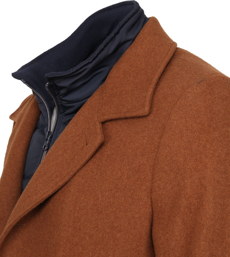 Suitable Geke Coat Karamell Foto 2