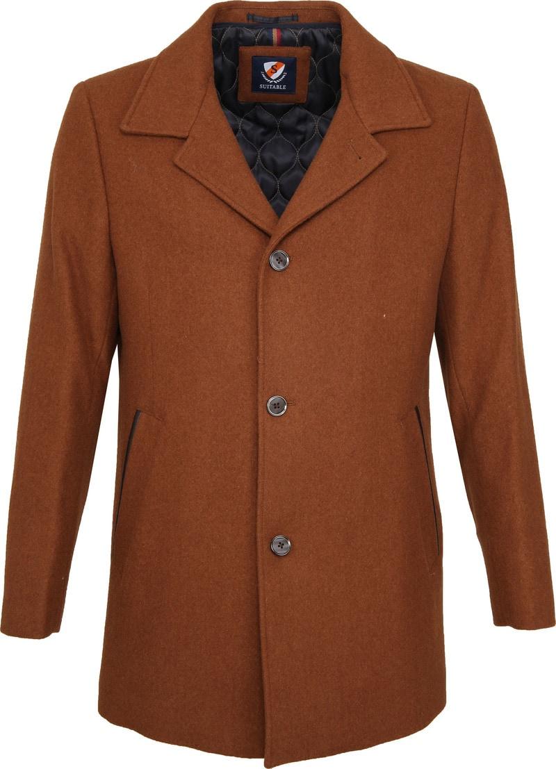 Suitable Geke Coat Karamell Foto 4