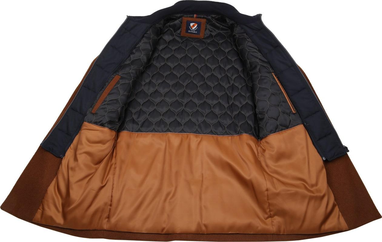 Suitable Geke Coat Karamell Foto 6