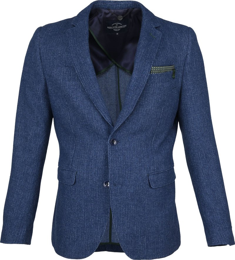 Suitable GO Blue Blazer Blau Foto 0