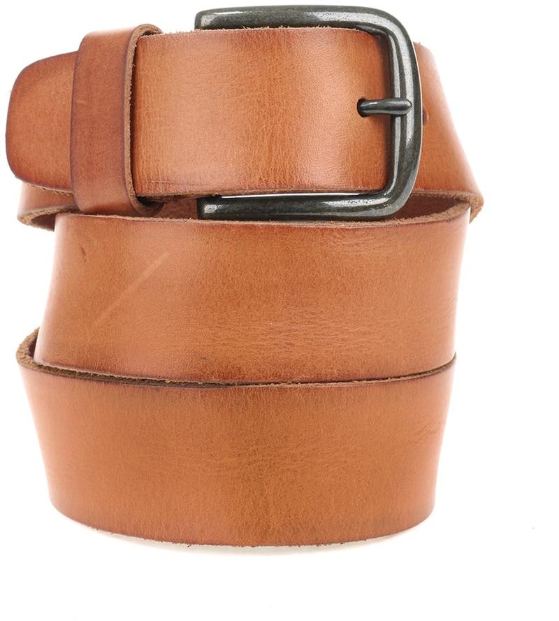 Suitable Gürtel Casual Cognac 001  online kaufen | Suitable