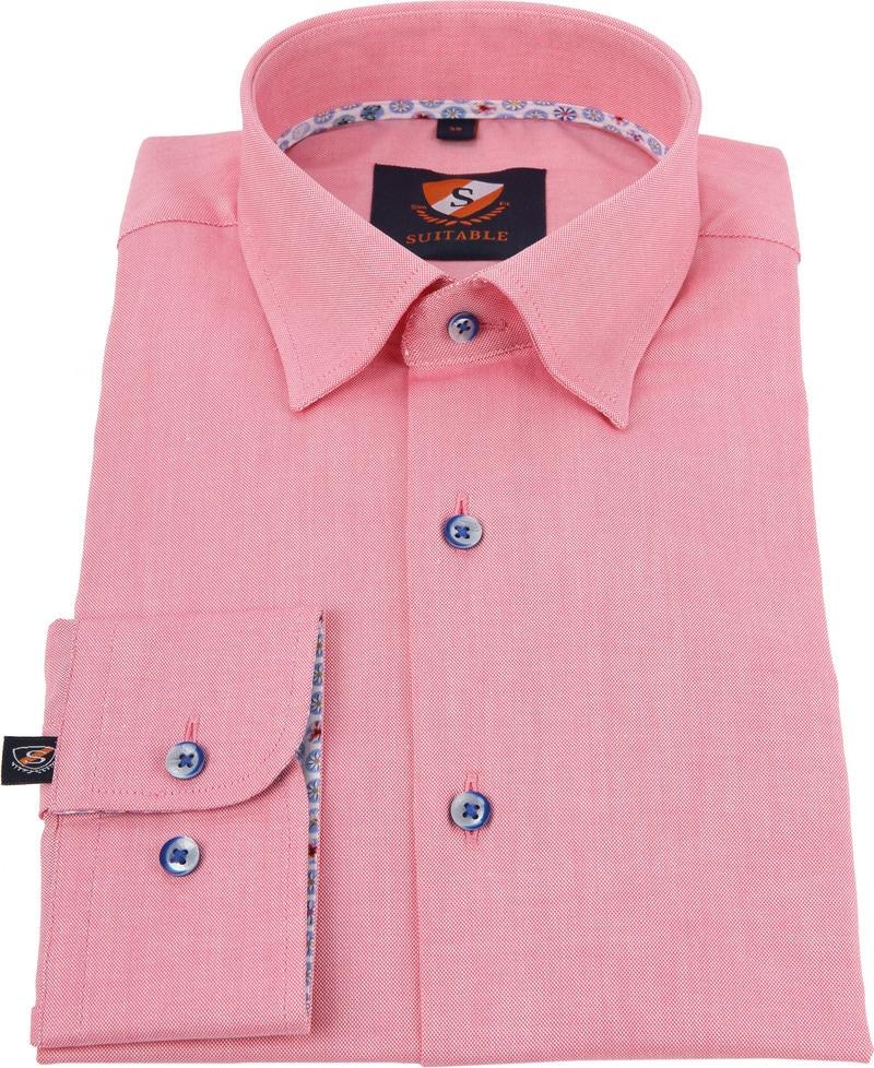 Suitable Hemd Pink HBD Foto 2