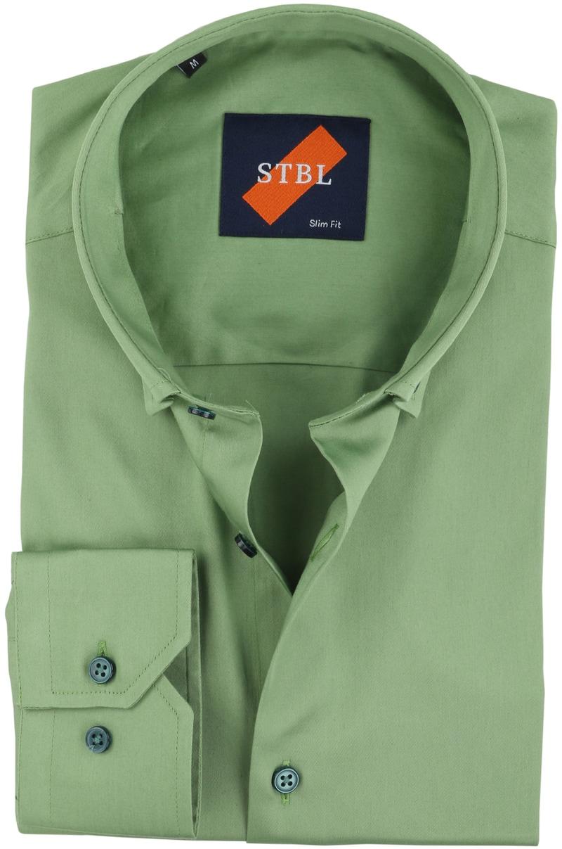 Suitable Hemd Uni Grün  online kaufen | Suitable