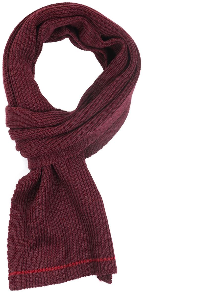 Suitable Heren Sjaal Bordeaux 17-18  online bestellen | Suitable