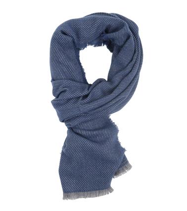 Suitable Heren Sjaal Navy 17-04  online bestellen | Suitable