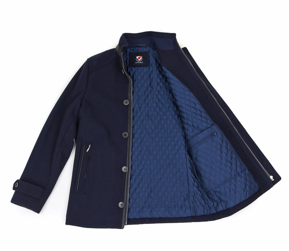 Suitable Jack Goya Donkerblauw foto 5