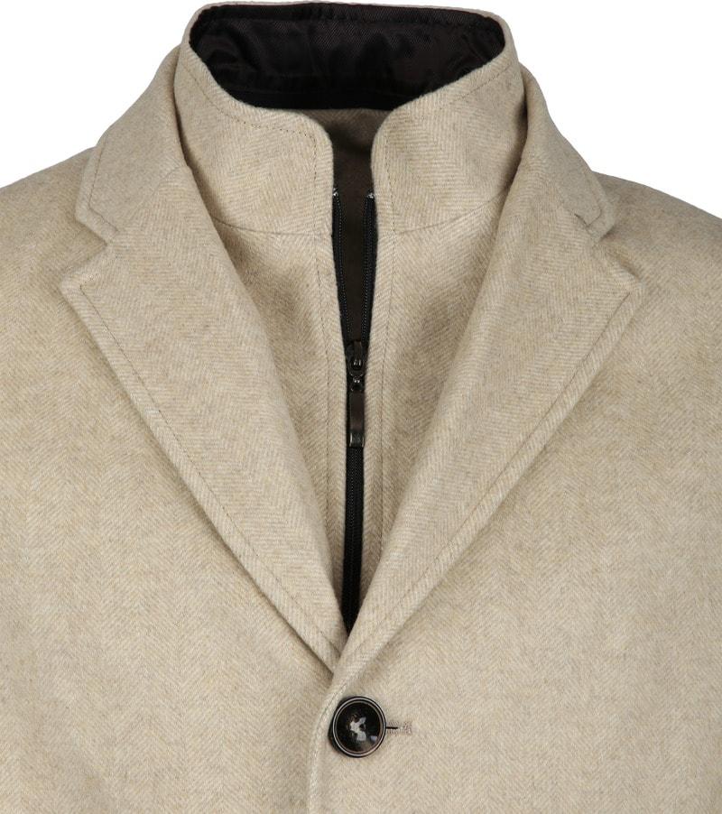 Suitable Jacke K150 Herringbone Beige Foto 1